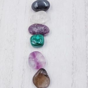 Accents - Worry About Yourself!! - Focus Stone Set